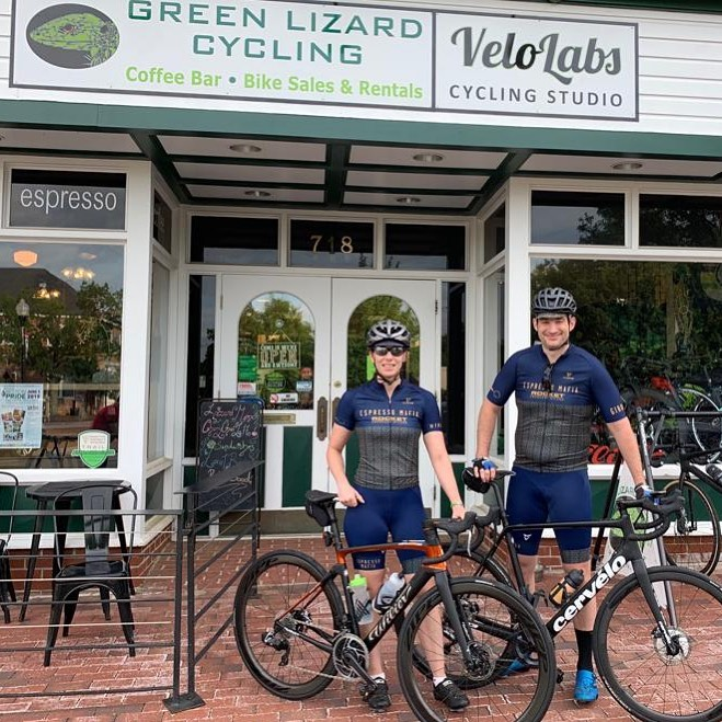Green Lizard Cycling